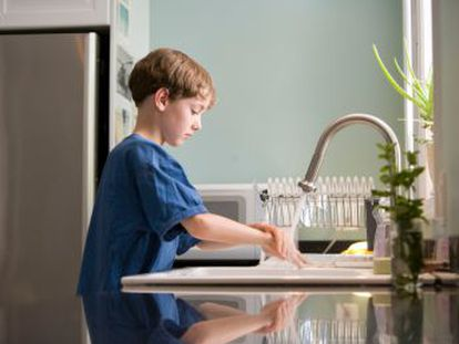 Los casos de germofobia, o pánico a bacterias o virus, son anecdóticos y en los más pequeños se desarrollan entre los seis y 11 años