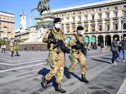 La Comisión Europea prepara planes de urgencia por si el escenario empeora