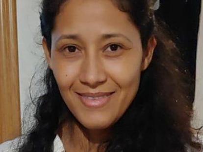 Diana Lizeth Vallecillo, desaparecida desde el 20 de febrero