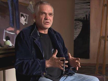 Juan Javier Salazar, el artista plástico que narró el Perú