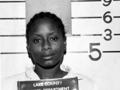 Paula Cooper, foto cedida por el Departamento del 'Sheriff' de County Lake.