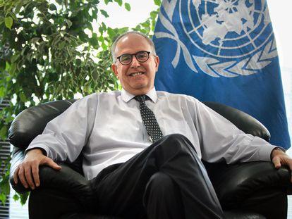 Julio Berdegué, subdirector general de la FAO.