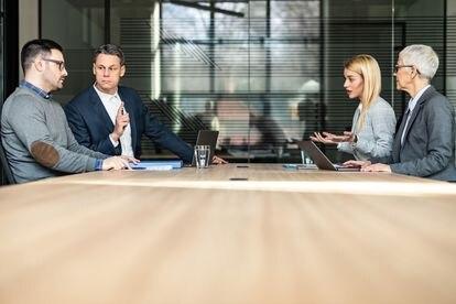En algunos despachos las consultas para romper el vínculo matrimonial han llegado a duplicarse.