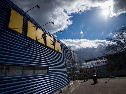 Una tienda de Ikea en Suecia