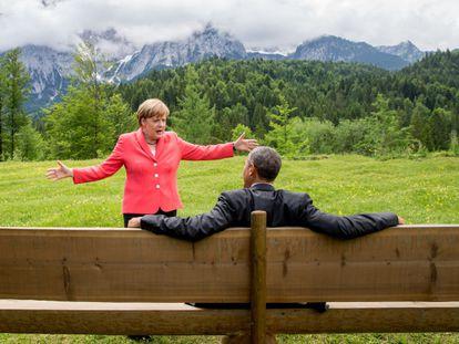La foto del gobierno mundial