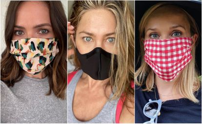 Mandy Moore, Jennifer Aniston y Reese Witherspoon.