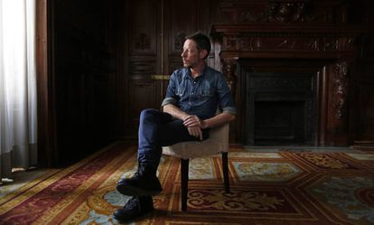 El cineasta Ariel Rotter.