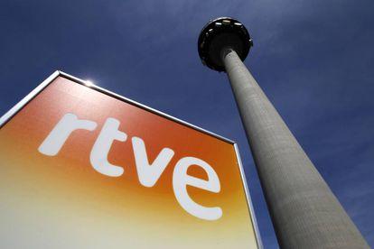 Sede los informativos de RTVE en Torrespaña.