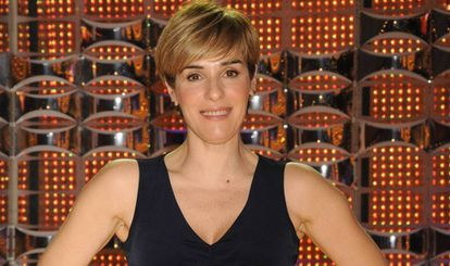 La actriz Anabel Alonso.