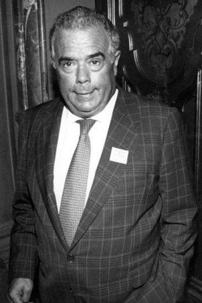Rosendo Naseiro en una fotografía de 1992.