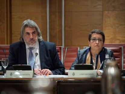El Senado acoge la primera sesión de la comisión que analiza las cuentas del partido de Rivera