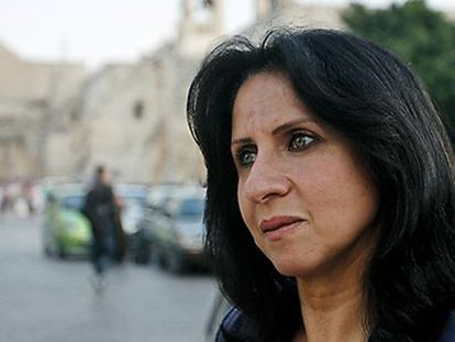 Vera Baboun, de 49 años, es la primera alcaldesa que ha tenido la ciudad de Belén. Ganó los comicios de 2012. Es católica en una ciudad donde los cristianos son apenas un 25% de la población.