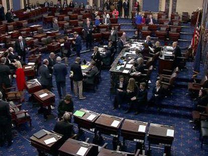 El nuevo tratado consigue el apoyo de 89 de 100 senadores y supone una victoria para Donald Trump