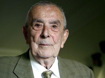 El filólogo y traductor madrileño Luis Gil Fernández