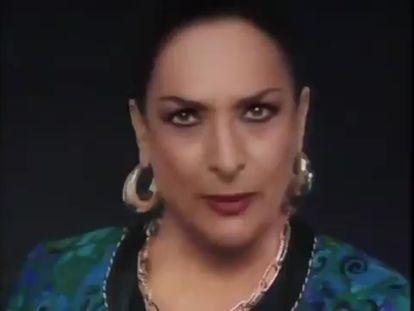 Una campaña de Cruzcampo con un 'deepfake' de Lola Flores se hace viral