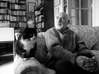 El dibujante y guionista Víctor Mora, fallecido a los 85 años.