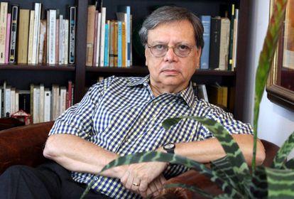 El escritor Arturo Echavarría Ferrari.