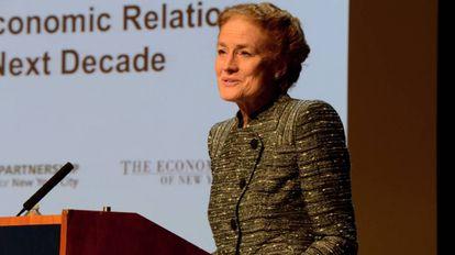 Henrietta Fore, nueva directora ejecutiva de Unicef
