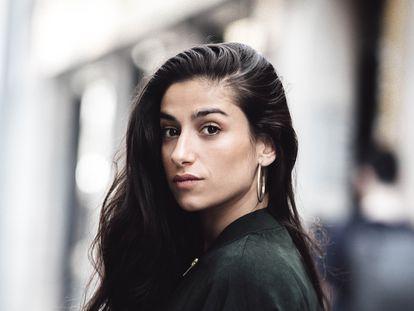 La actriz Carolina Yuste.