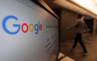 Motor de búsqueda de Google.