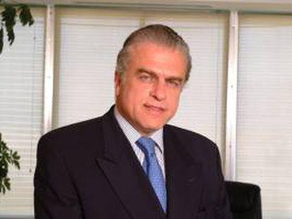 En la imagen, el presidente de Enersis, Pablo Yrarrázaval. EFE/Archivo
