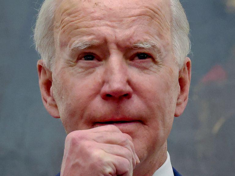 El preidente de Estados Unidos, Joe Biden.