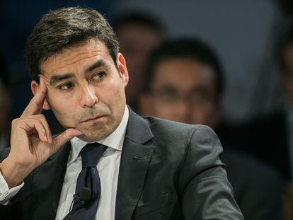 El economista jefe del BID, Eric Parrado, en una imagen de archivo.