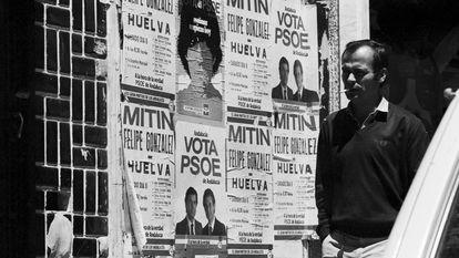 1982 - 2018, elecciones andaluzas