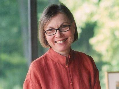 La escritora y periodista Janet Malcolm.