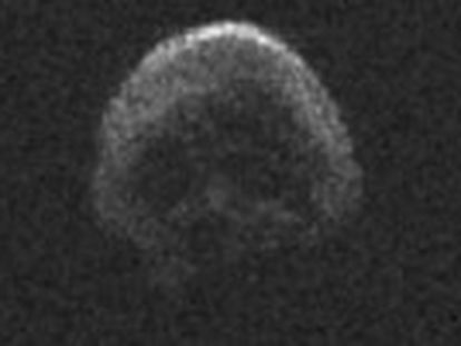 La NASA cree que se trata de un cometa extinto
