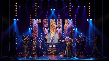 TINA, el musical de Tina Turner, se estrena este fin de semana en el Teatro Coliseum de Gran Vía.