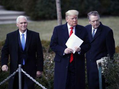 El acuerdo supone una de las principales victorias del presidente de EE UU en sus tres años de mandato