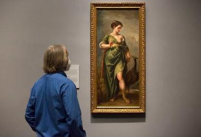'La diosa Juno', el nuevo cuadro de Alonso Cano adquirido por el Museo del Prado.