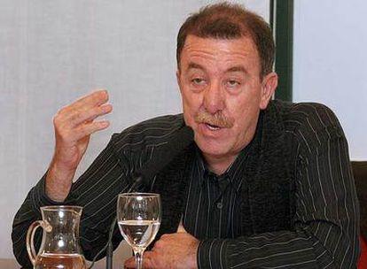 Ángel Campos, en una fotografía de 2005.