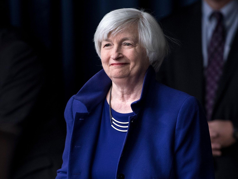 El presidente electo Joe Biden nominará a la ex presidenta de la Reserva Federal, Janet Yellen, para Secretaria del Tesoro.
