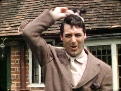 En el vídeo, el trailer del documental 'Becoming Cary Grant'.