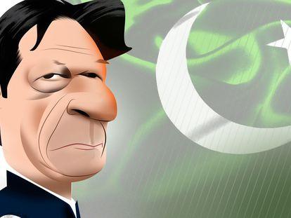 Imran Khan, primer ministro de Pakistán.