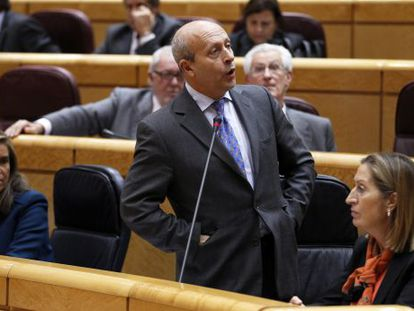 El ministro José Ignacio Wert.
