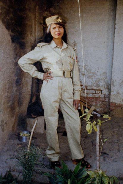 Asia Bibi, en una imagen sin datar suministrada por su familia.