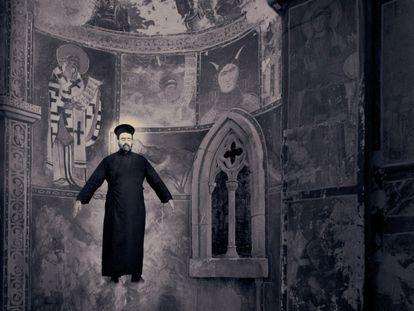 Imagen de la serie 'Milagros', 2002.