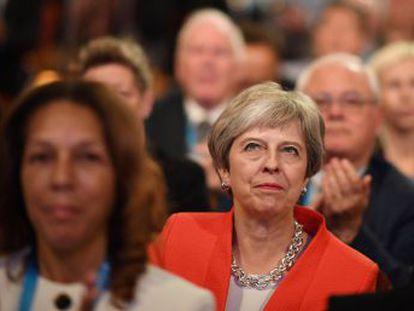 El Partido Conservador afronta su congreso anual profundamente dividido por el Brexit