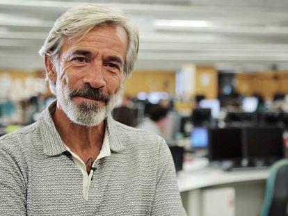 """Imanol Arias: """"Antonio Alcántara debe morir fuera de la pantalla"""""""