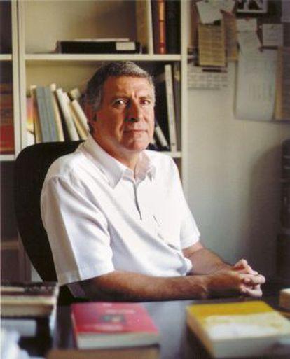 Antonio Beltrán, historiador de la ciencia.