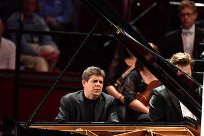 El pianista Javier Perianes vuelve al Auditorio Nacional.
