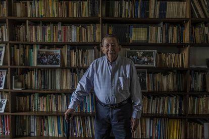 El editor y político José Antonio Móbil.