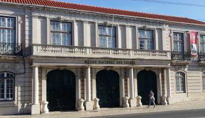El antiguo Museo de los Coches.