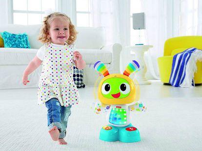 El Robot Robi de Fisher-Price es una de las ofertas más destacadas en la categoría de juguetes.