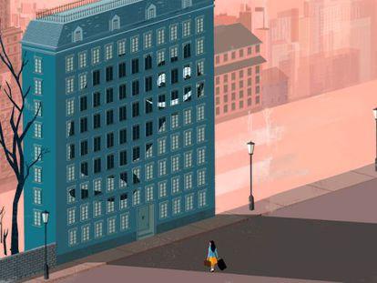 Ilustración de Eva Vázquez