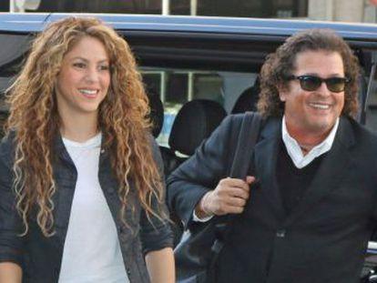 La cantante defiende que  el estilo no tiene nada que ver  con  Yo te quiero tanto , del cubano Liván Castellano Valdés, que demandó a la artista colombiana y a Carlos Vives