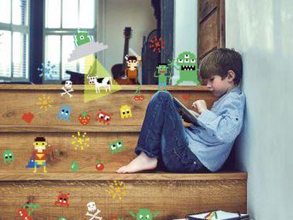 Si la consola es la primera fuente de entretenimiento de los niños, y la educación su primera ocupación, ¿por qué no fundir ambos?